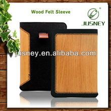 new product for phone felt case or back cover for ipadmini