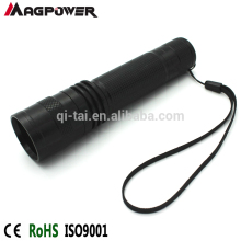 China Suppliers Hot Sale Waterproof Tactical Portable High Power Mini Flat Torch Waterproof Tactical Led Flashlight