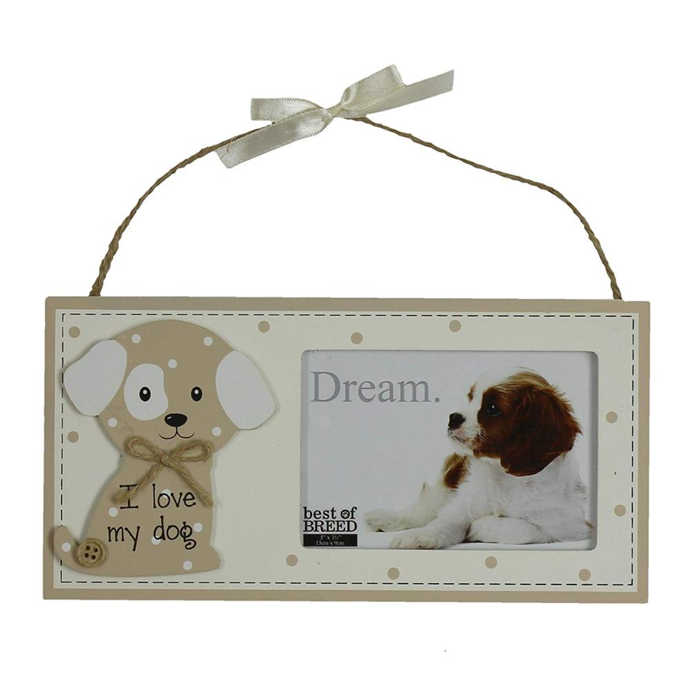 Frames photo for dog mini hanging outdoor photo frames 3.5 x 5""