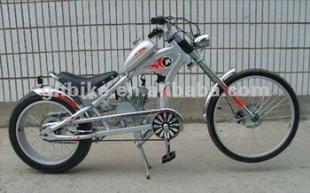 "24""GAS MOTOR ENGINE BIKE,CHOPPER BICYCLE GAS BIKE"