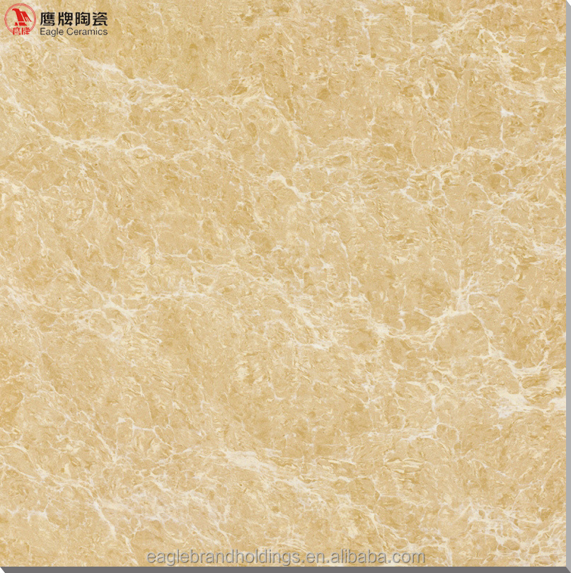 golden brown polished porcelain tile, soluble salt vitrified ceramic floor tiles