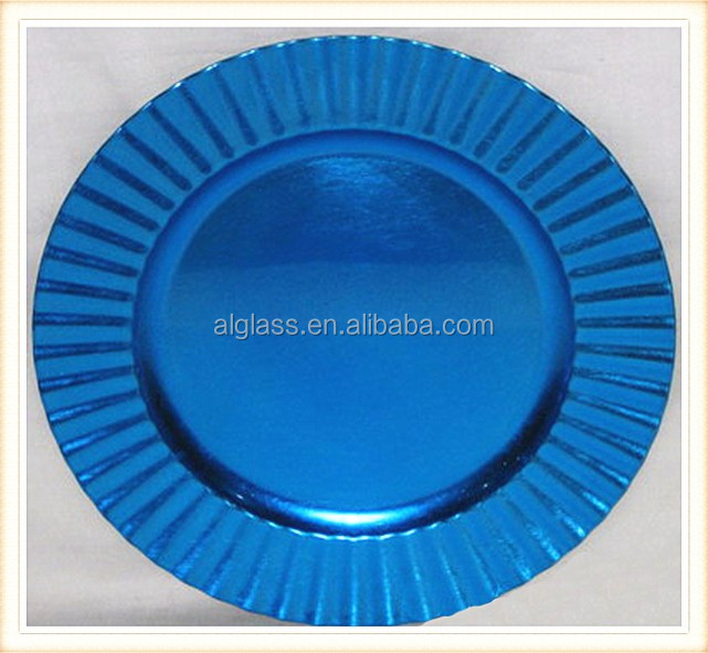 wholesale cheap gold plastic charger plate dinner plate buy cheap