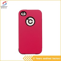 Fast delivery low mop mass production case for iphone 4