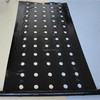 Black Mulch Film With Holes For
