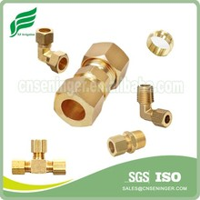 High Quality Brass Compression Fitting