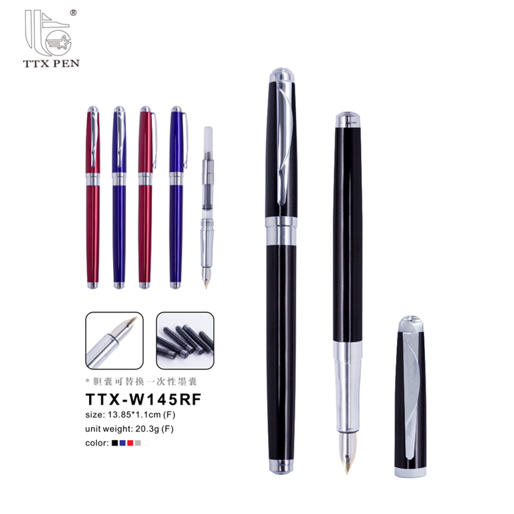 2018 Traditional landy luxury fountain pen from Japanese stationery supplier