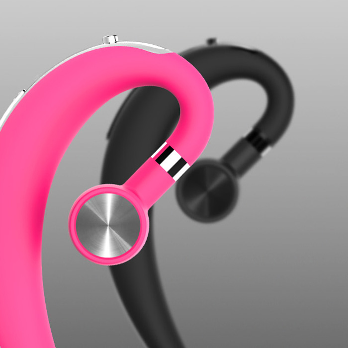 In & Over Ear Mic Earphone Headset For LG Phone Jogging Sport Run Gym Hook