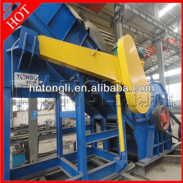 TL BV Approved recycling scrap car crusher waste car crusher used car crusher for sale 008615896531755