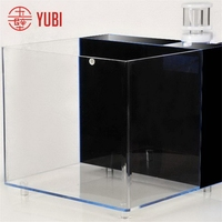 New style classical acrylic table stand mini fish tank