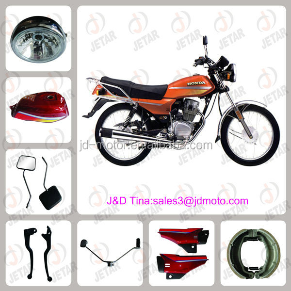 motorcycle CGL 125 engine parts wholesale