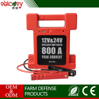 14V / 1A Starting current emergency tool kit 24000mAh portable car battery jump starter