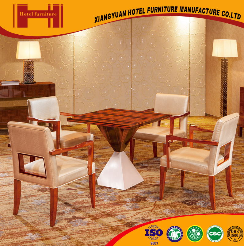 Wholesale Senior Custom modern style elegant <strong>ash</strong> wood ISO9001 CE wooden tea dining table set