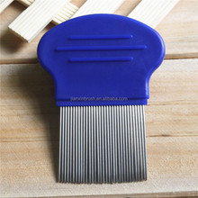 2016 new hot products Children lice flea comb with three lines