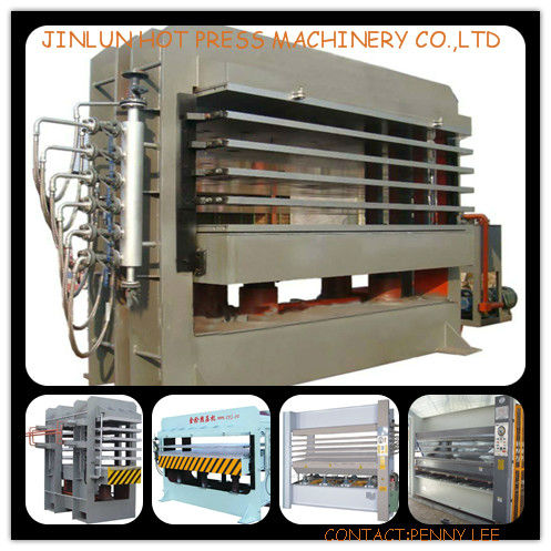 wood bending hot press machine for making chair / chair hot press machine