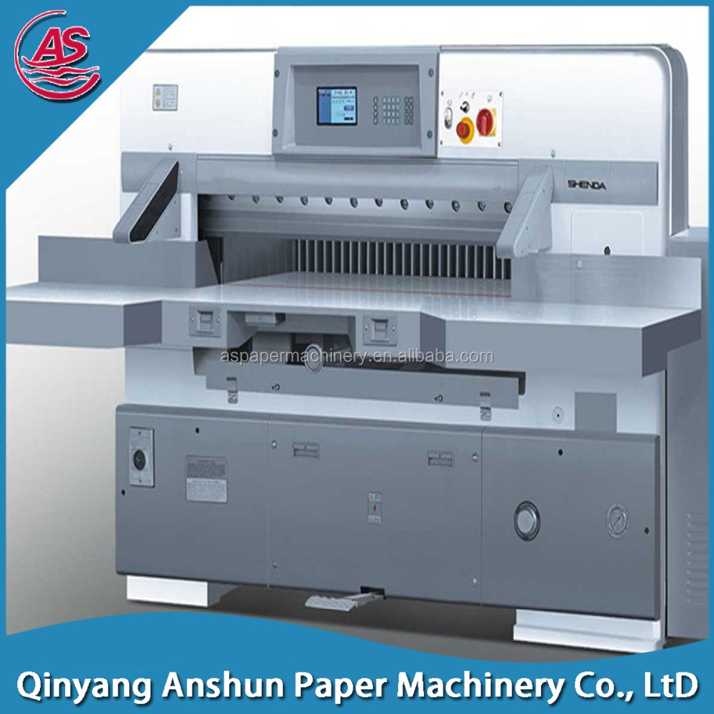 industrial automatic x6 paper cutting machines from paper mill machinery