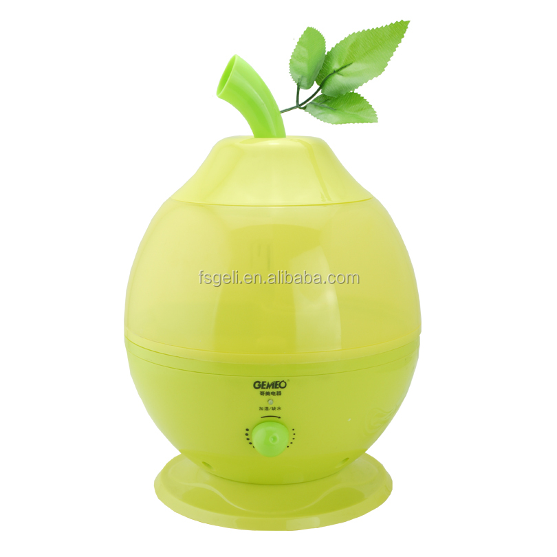 decorative humidifier electric mist sprayer ultrasonic fogger GL-1157