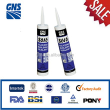 roof and gutter silicone sealant with CE