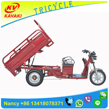 China KAVAKI factory 650W /900W 20AH for cargo transport electric three wheel vehicle