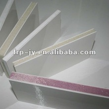 Fiberglass EPS Foam Boards with FRP(GRP) Sheet for Prefab Houses