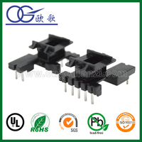 EE16 high frequency transformer core bobbin ,power soft ferrite core bobbin