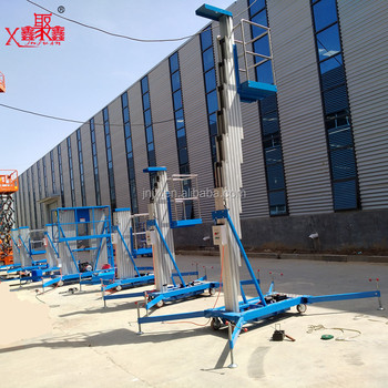 10m portable man aluminum alloy lifts for sale