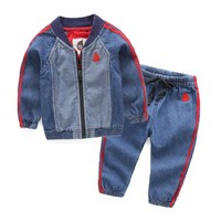 Cheap Outlet Product Clothing Knitting Worsted Kids Child Clothes From China Supplier