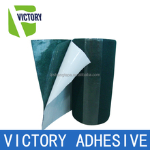 Made in china high quality waterproof adhesive single sided artificial grass tape wholesale