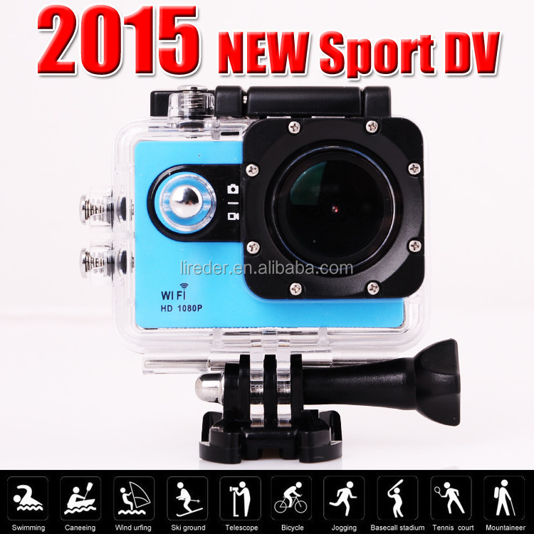 100% Original wifi camera Dami D8 Waterproof 30m sport DV
