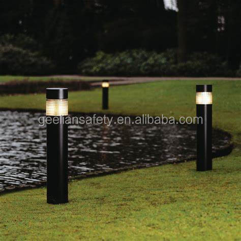 Lighting outdoor die-cast Aluminum lamp body high quality warm brightness beautiful ip54 waterproof 9 watt led garden bollard