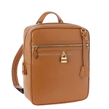 BK4082 UK style faux leather backpack manufacturer womens backpack purse