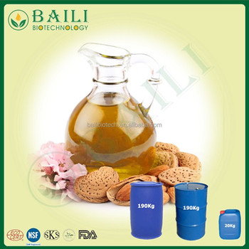 New product Factory Supply Sweet Bitter Almond Oil high quality for your health