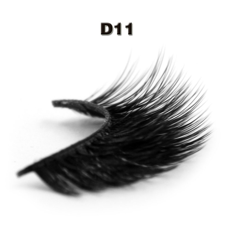 private label banana silk eyelashes distributor indonesia 3D faux mink lashes