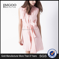 MGOO Fast Selling OEM Free Prom Women Dress Latest Korean Casual Dresses Fashion Garment and Women Clothing