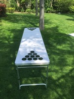 Customized Beer Pong Table Portable Beer Pong Table Outdoor Tailgate Table