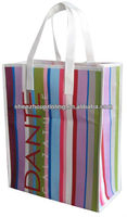 New Green China Manufacturer mens / ladies new foldable organic cotton shopper bag