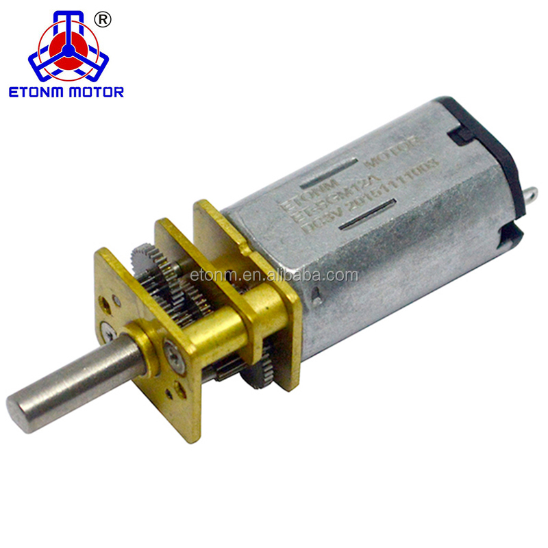 12mm 6v Electric Valve dc micro motor