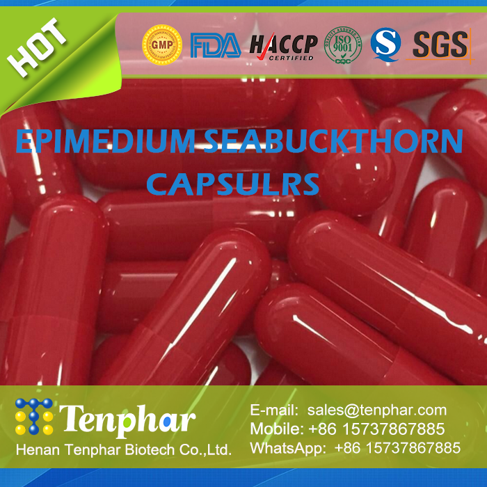 seabuckthorn extract tablets softgels capsules