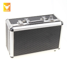 China Wholesale New Aluminum Tool Case With Handle Metal Locks