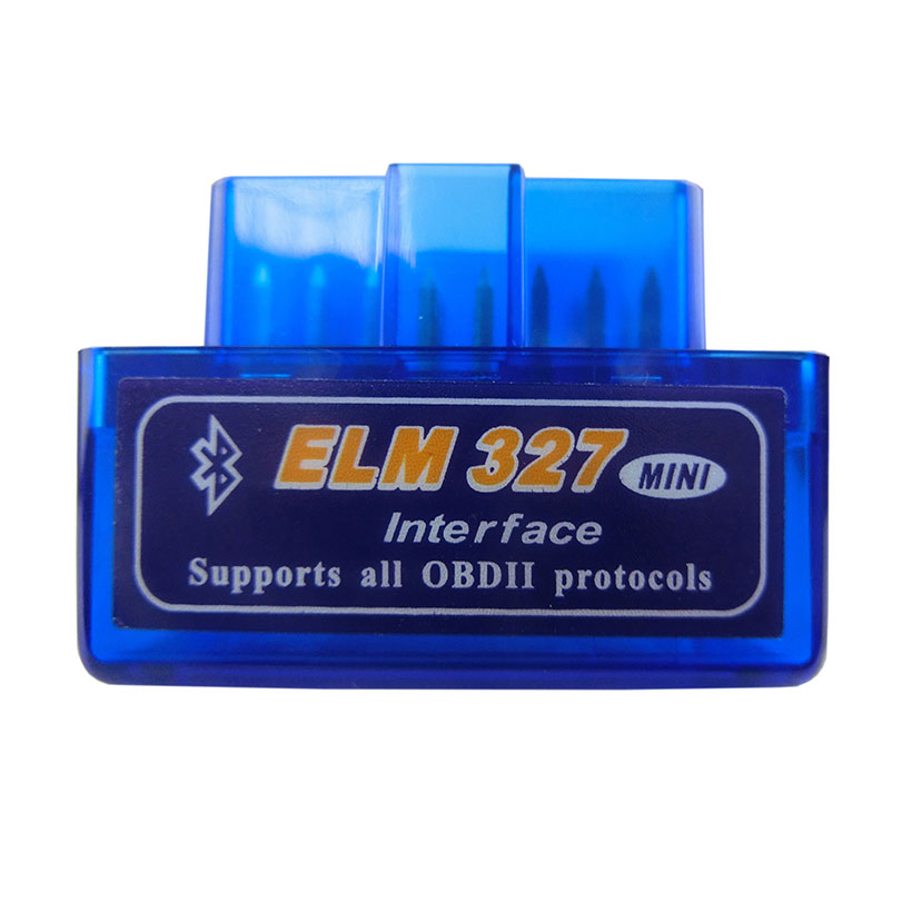 Best Mini Elm327 Bluetooth OBD2 OBDII V1.5 Auto Diagnostic Scanner ELM 327 V 1.5 Car Diagnostic-Tool elm-327 obd adapter Scanner