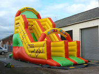 inflatable slide free shipping B4033