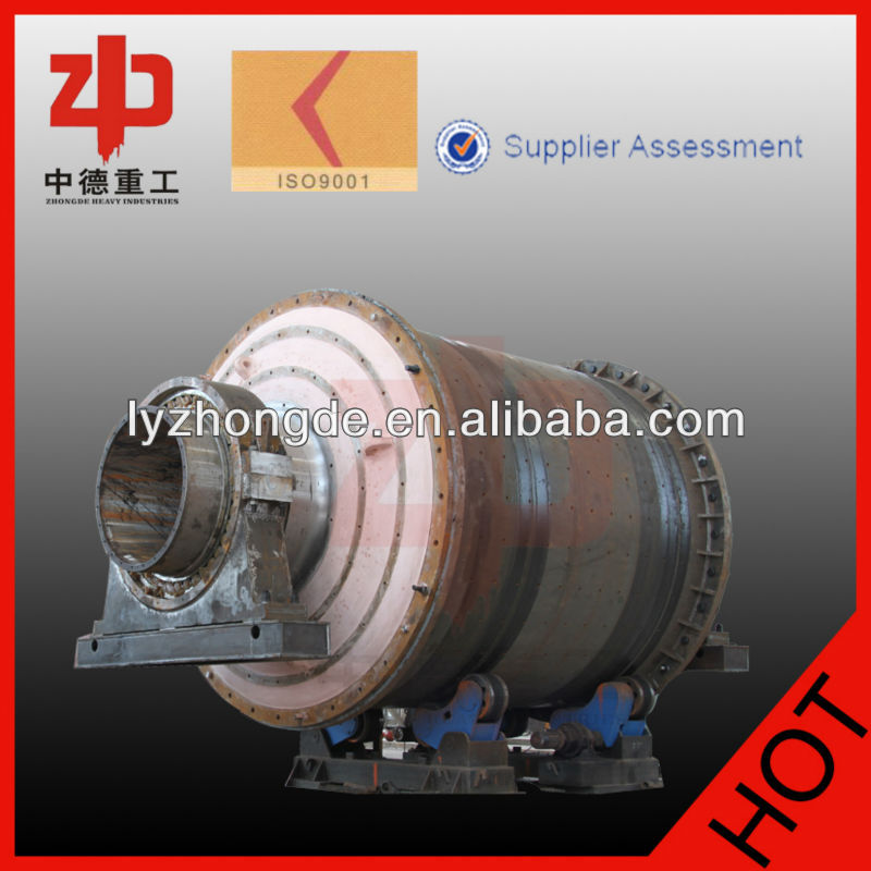 2013 world best seller ball mill molino de bolas
