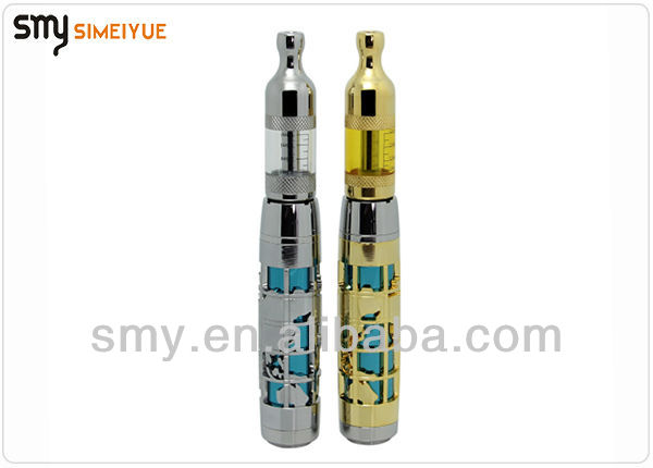 stainless steel e-cigarette with 3D global map on S2000 electronic cigarette