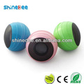 Small speaker boxes,usb mp3 ball speaker(SP-090)