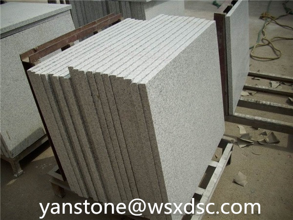 Outside natural stone decorative crushed granite wall tile 30x45 for outdoor