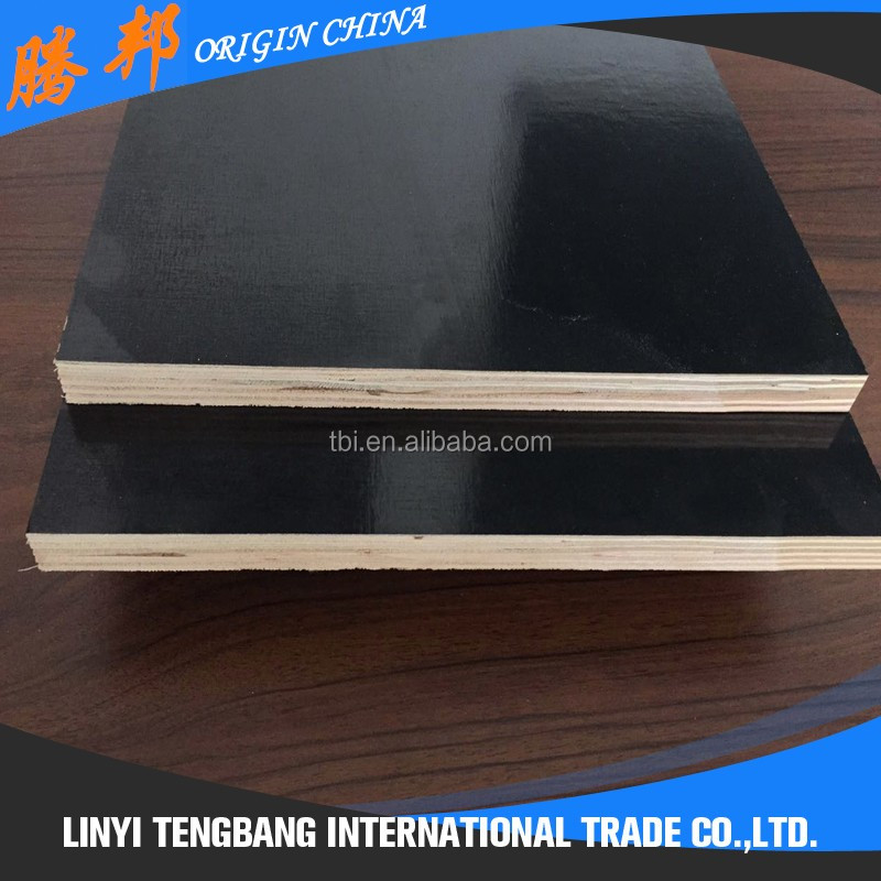 Manufactory Eucalyptus Combi Film Faced Plywood Wooden Building On Alibaba