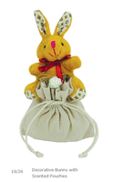 Decorative Bunny with Scented Pouches1