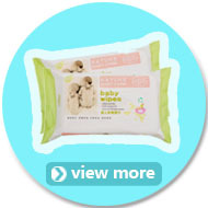 China OEM Branded Baby Cloth Diapers Factory with Magic Tapes
