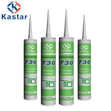 Waterproof Acetic General Purpose Silicone Sealant For Building Materials Adhesion