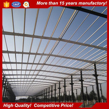 Prefabricated Construction High Rise Steel Space Frame Gym Building