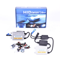55W Slim Canbus Fast Start HID Xenon Kit d1s/d3s Bi Xenon Headlight for All Cars